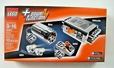 LEGO 8293 Technic Power Functions Motor Set NEW