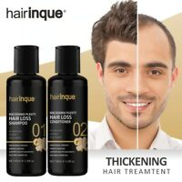 Hair Growth BOOSTER for Women & Men Shampoo and Conditioner Regrowth Treatment