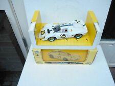 JOUEF EVOLUTION 1:18 FERRARI 412 P NART LE MANS 1967 EXELLENT BOXED