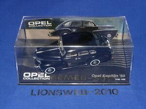 Opel Collection 1:43 - Opel Kapitän`50 1948-1950 in Box    #6