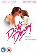 Dirty Dancing DVD (2008) Jennifer Grey, Ardolino (DIR) cert 12 Amazing Value