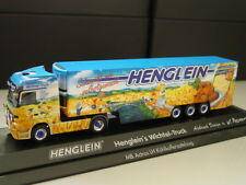 Herpa 120333 1:87 Mercedes Actros Wichtel 1 Spedition Henglein Feinkost W.Rosner