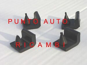 KIT GOMMINI BATTUTA PORTA PORTE FIAT 500 F L R