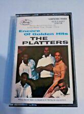 The Platters  Encore Of Golden Hits Cassette