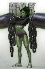 Hulk #1 She Hulk Homage Jeehyung Lee Trade Cover Variant