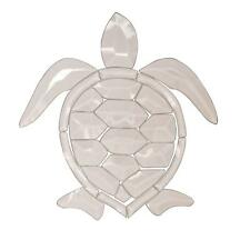 Turtle Clear Glass Bevel Cluster - 25 Piece Design
