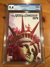 ARMY OF DARKNESS 1979 #1 COVER B SUYDAM CGC 9.4 DYNAMITE 2021 Classic Series