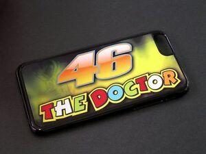 Pour iphone 6 6s téléphone portable coque rigide Valentino Rossi 46 Le Médecin