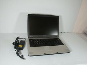 Classic Toshiba satellite p35-s609 with Napster