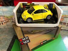 Burago 1:18 scale Volkswagen Beetle 1998 , die cast model