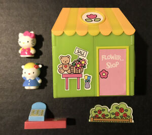 Hello Kitty Flower Shop Sanrio Co (B6)