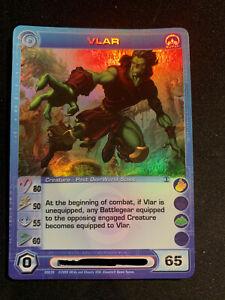 Vlar - Super Rare - Chaotic Card - Alliances Unraveled 'Max Energy' N/M