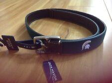 Eagles Wings Florida State University Brandish Leather Belt