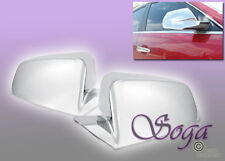 FOR 2008-2013 CADILLAC CTS CTS-V CHROME SIDE MIRROR COVER COVERS OVERLAYS PAIR !