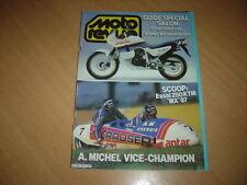Moto revue N° 2767 KTM 250 MX.BMW K 75 S.Salon de Paris