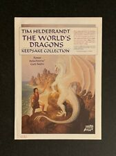 The World of Dragons • Comics Images Keepsake Collections • Hildebrandt • 1994