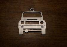 SUZUKI samurai front stainless steel keychain keyring