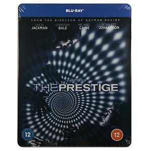 The Prestige Blu-Ray Steelbook - UK Release Limited Edition
