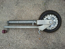 JOCKEY WHEELS WITH RATCHES FOR CARAVAN AND TRAILER