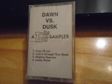 SEALED RARE PROMO The The CASSETTE tape Dawn vs. Dusk SAMPLER Johnny Marr SMITHS