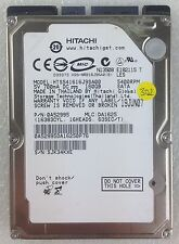 Hard Disk Drive HDD spares parts FAULTY HITACHI 160GB 5400RPM HTS541616J9SA00