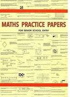 Maths Practice Papers for Senior School Entry by Robson, Peter (Paperback book,