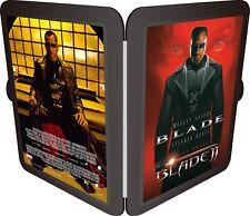 Marvel's Blade/Blade II Blu Ray, FR4ME Packaging, Japan Import