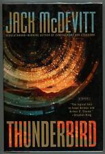 Thunderbird by Jack McDevitt (First Edition)- High Grade