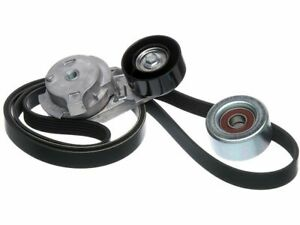 For 2009-2010 Hummer H3T Serpentine Belt Drive Component Kit Gates 41457TK