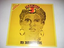 FABULOUS 5 inc My Jamaican Girl LP Trojan Records NM/M REGGAE 1976 UK IMPORT