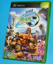 Sega Soccer Slam - Microsoft XBOX - PAL