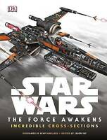 Star Wars: The Force Awakens Incredible Cross-Sections-ExLibrary