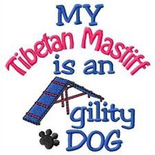 My Tibetan Mastiff is An Agility Dog Short-Sleeved Tee - Dc2082L