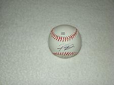 Robbie Ross Hand Signed Baseball Texas Rangers Boston Red Sox Autograph MLB