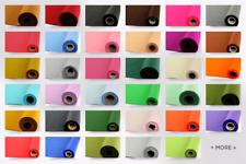Plain Acrylic Felt Fabric Micro Roll - per 2.5 metre roll (FFELTMICROMINI-M)