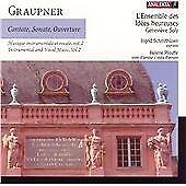 Christoph Graupner - Graupner: Instrumental and Vocal Music, Vol. 2: Cantate,...