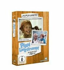 Pippi Langstrumpf - TV-Serie 1&2, Folge 01-08 [2 DVDs] vo... | DVD | Zustand gut