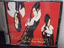 CeCe Peniston - I'm in the Mood PROMO CD Single with REMIX Rare R&B