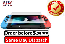 Nintendo Switch Screen Protector Tempered Glass Kit 9H Anti-scratch coloured