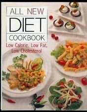 All New Diet Cookbook: Low Calorie Low Fat Low Cho