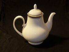Royal Doulton England PAVANNE H5095 Coffee Pot with Lid