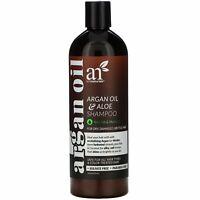 Artnaturals Argan Oil Shampoo Restorative Formula 16 fl oz 473 ml Cruelty-Free,