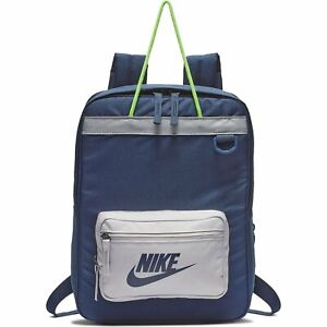 Nike Backpack Bag Rucksack Tanjun 15L Midnight Navy Blue BNWT