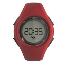 Mens Stopwatch Digital Geonaute Chronometer Timer Sports Watch Running Red New