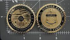 El Paso Sector Challenge Coin