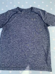Boys Under Armour ActiveWear Top Age 11-12 (YLG)