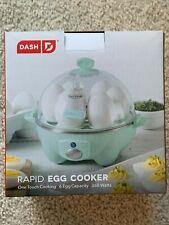 Rapid Egg Cooker - Dash brand - cookes 6 eggs - brand new