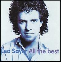 LEO SAYER - ALL THE BEST CD ~ LONG TALL GLASSES~MOONLIGHTING +++ 70's HITS *NEW*