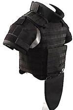 MOLLE Einsatzweste Taktische  Body Armor Weste L, Kevlar SK2