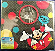 NEW EK SUCCESS DISNEY 12 X 12 ALBUM MICKEY MOUSE 51-00046  1012